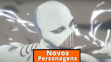 Attack on Titan 4 - novos personagens