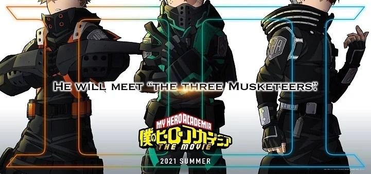 3º Filme Boku no Hero (Promocional)