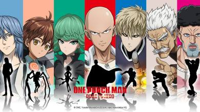 One Punch Man - Personagens