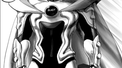 One Punch Man Capítulo 172