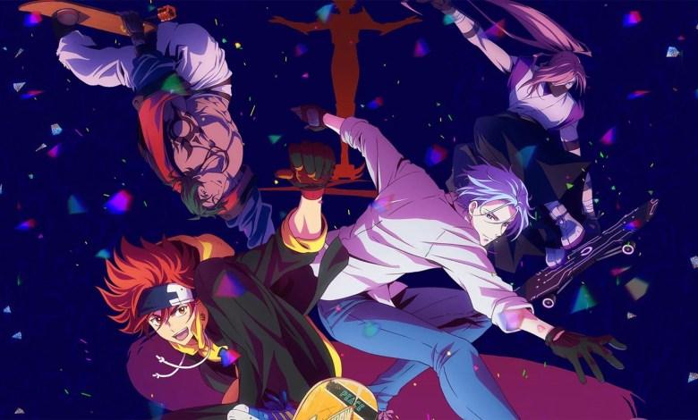 The Infinity Anime de Skate do estúdio Bones