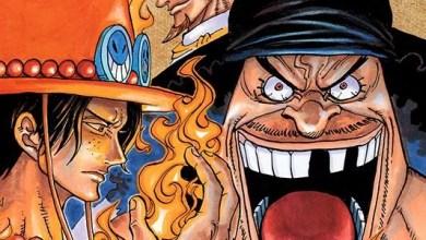One Piece Ace´s Story