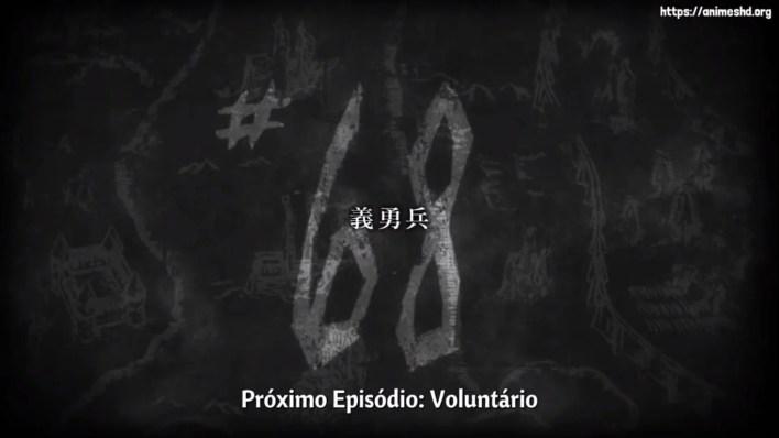 Episódio 9 Attack on Titan Prévia