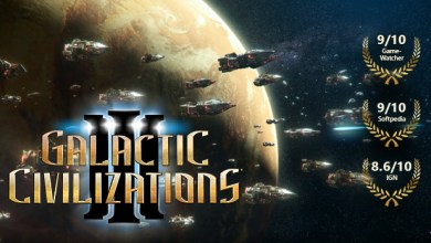 Galactic Civilization III Grátis na Epic Games
