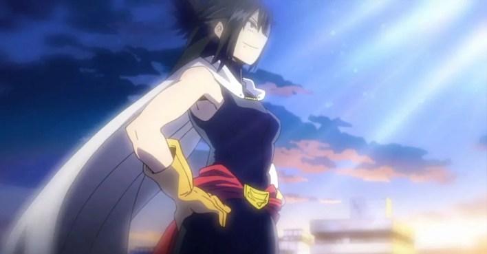 My Hero Academia: personagens femininas mais poderosas
