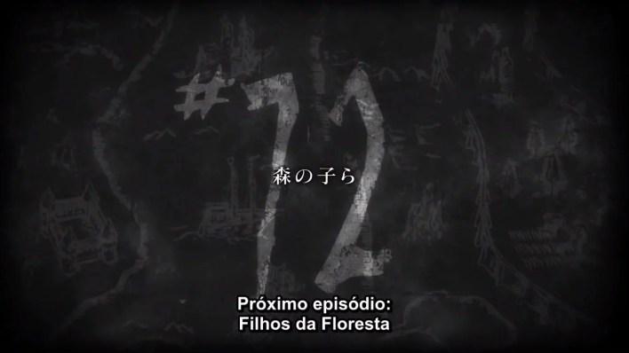 Episódio 13 Attack on Titan Prévia
