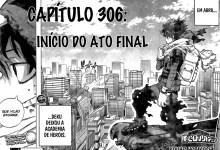 Capítulo 306 de My Hero Academia - Deku