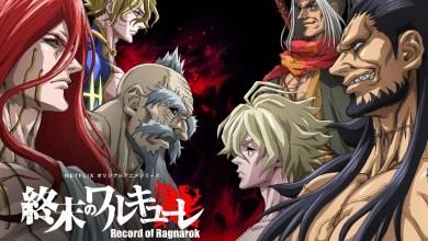 Shuumatsu no Valkyrie - Imagem Promocional