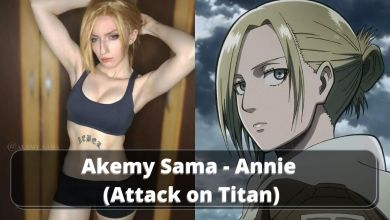 AkemySama - Annie (Attack on Titan)