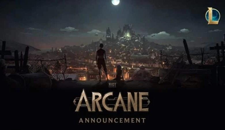 Arcane - Imagem Promocional