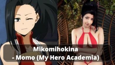 Mikomihokina - Cosplay (My Hero Academia)