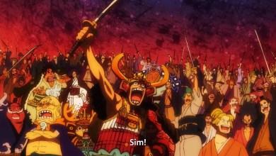 One Piece Episódio 976 - Luffy