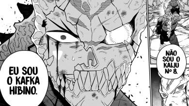 Capítulo 37 de Kaiju no 8