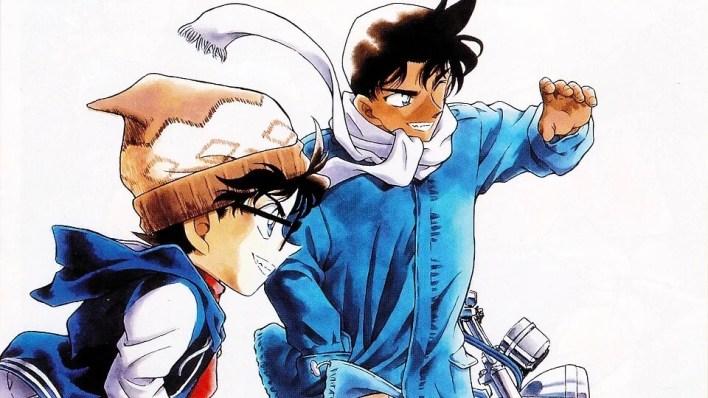 Detective Conan - Mangá