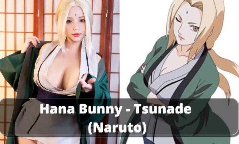 Hana Bunny Cosplay Naruto