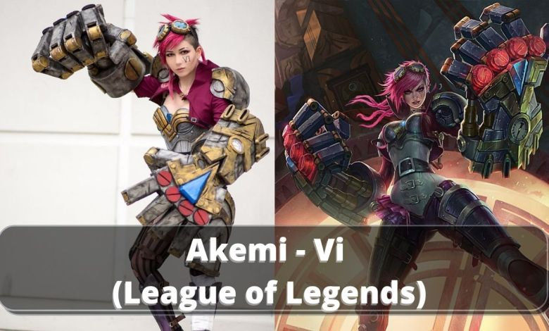 Akemi - Cosplay