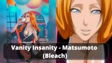 Vanity Insanity - Cosplay