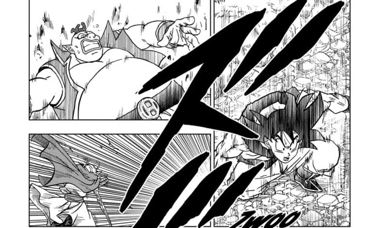 Dragon Ball Super Capítulo 75