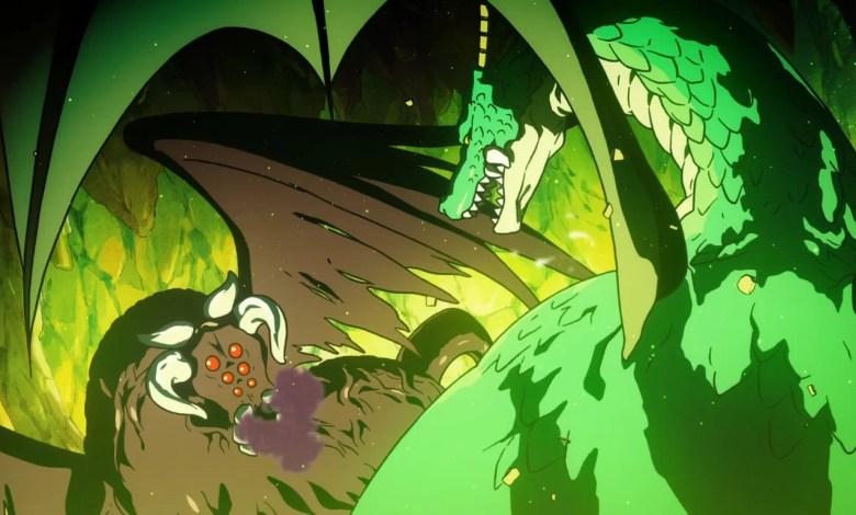 Maid Dragon S - Episódio 06