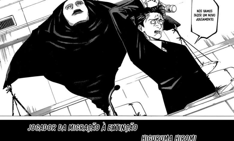 Capítulo 159 de Jujutsu Kaisen