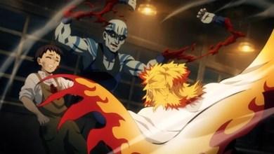 Demon Slayer 2º Temporada - Episódio 01