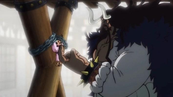 One Piece - Episódio 995