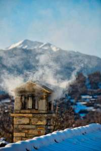 Harsh Winter & Your Chimney - Delaware County PA - Lou Curley's Chimney