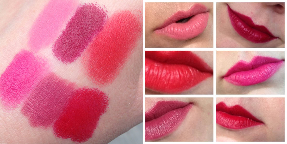 Absolution Sweet and Safe Kiss Lipsticks