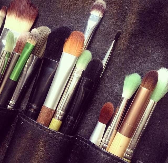 Cruelty Free Make-up Brushes..
