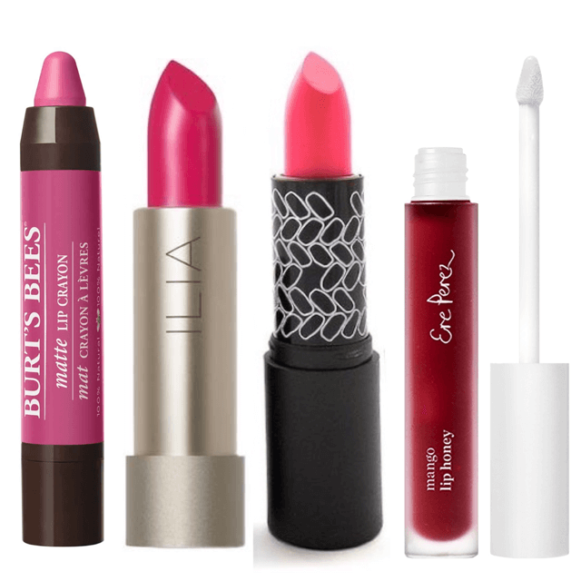 My top 5 pink lipsticks