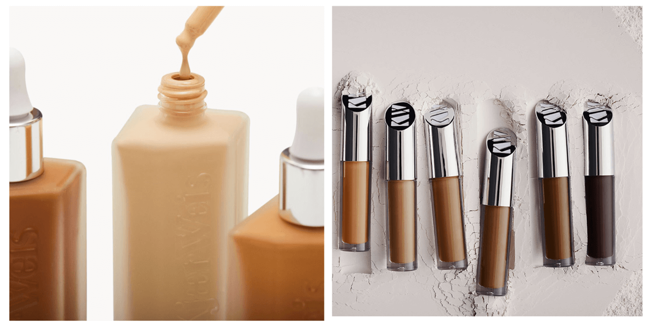 Kjaer Weis Liquid Foundation and Concealer