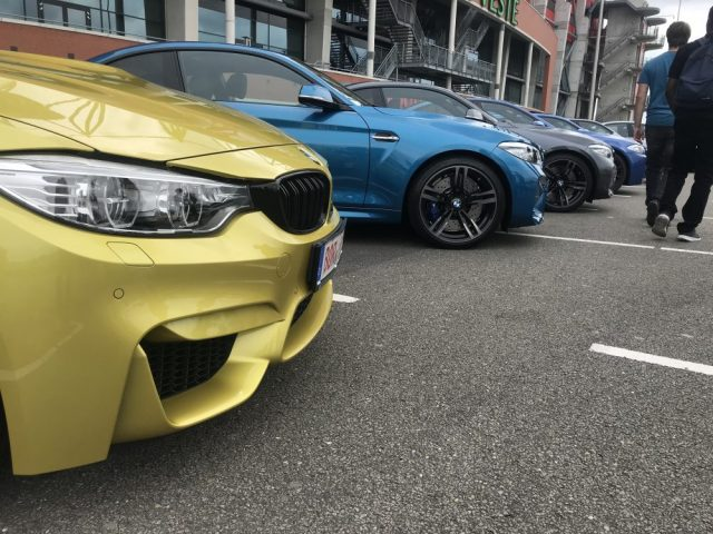 BMW M Line-Up