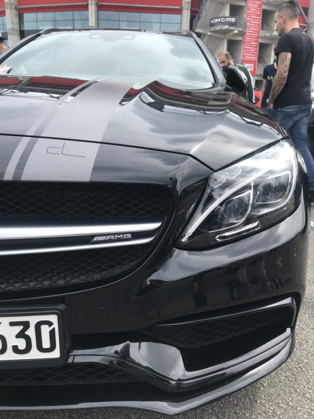 Mercedes AMG Headlight