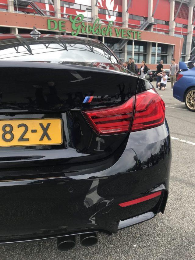 BMW M4 Backlight