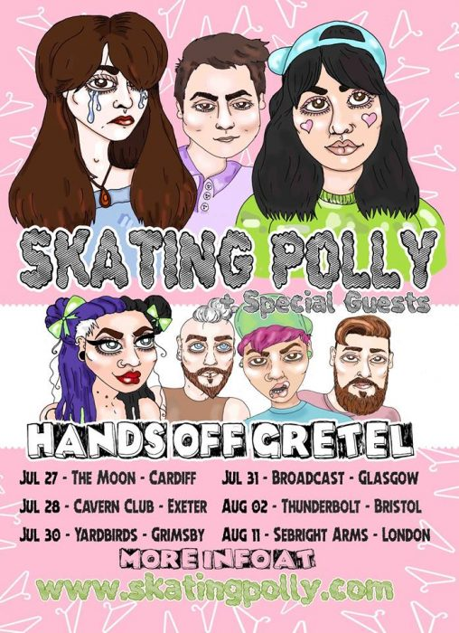 polly gretel dates