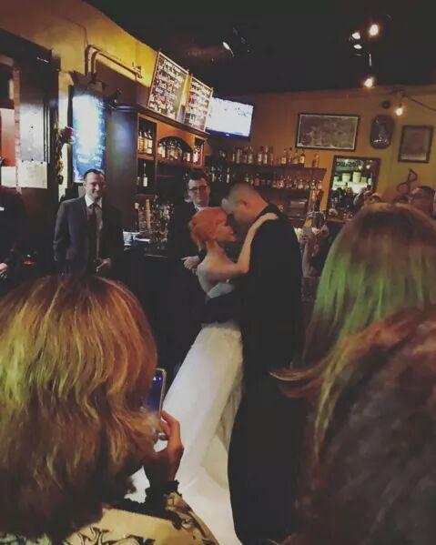 Chad en Hayley bruiloft 3
