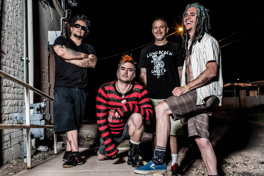 ALBUM REVIEW: NOFX - First Ditch Effort