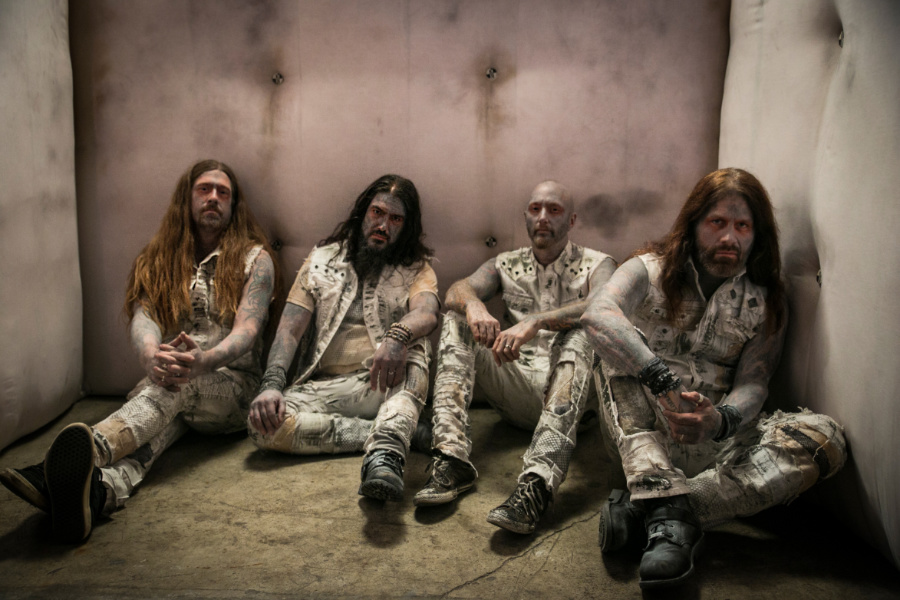 ALBUM REVIEW: Machine Head - Catharsis
