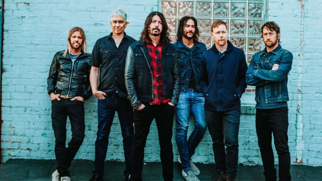 Foo Fighters headlining Welcome To Rockville 2018