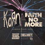 Korn and Faith No More Announce Co-Headlining Tour