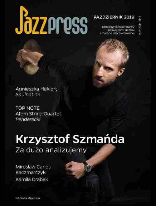 Jazzpress 10/2019 cover