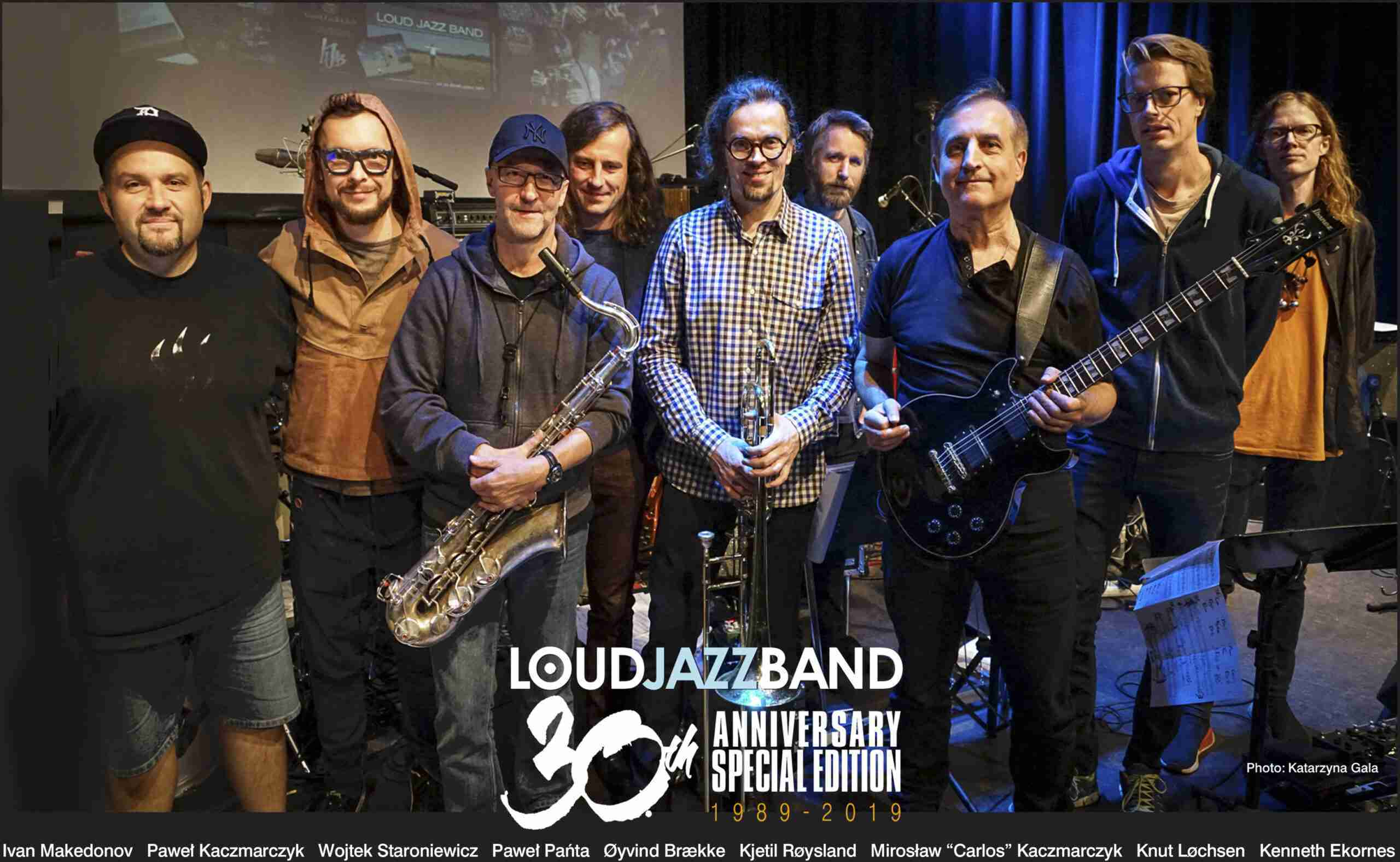Loud Jazz Band 30th Anniversary Special Edition