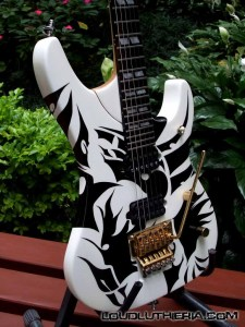 Washburn N4 replica do Carioca
