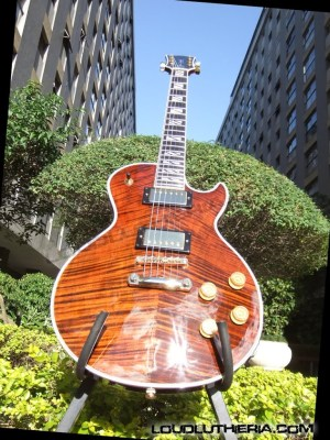 Les Paul Custom Supreme