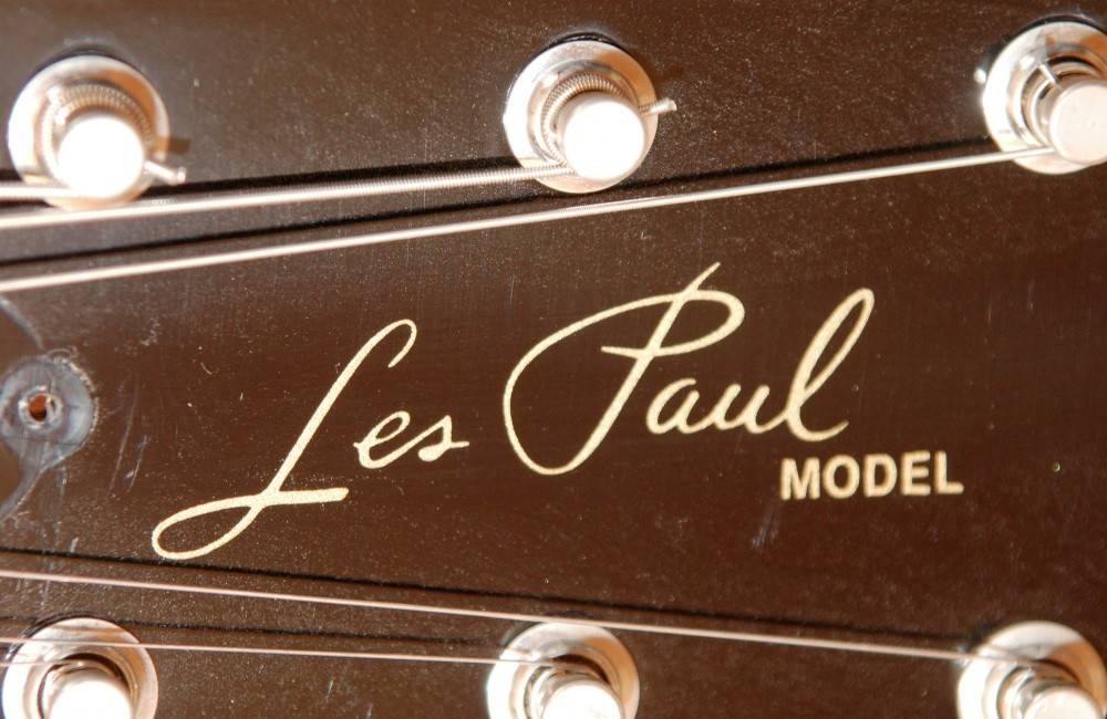 les paul falsa