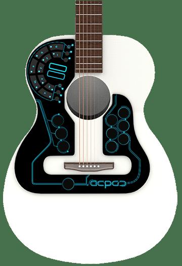 ACPAD - Primeiro controlador MIDI sem fio