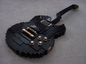 10 guitarras bizarras