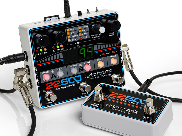 Electro-Harmonix Dual Stereo Looper