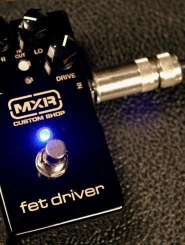 Bonamassa MXR FET Driver