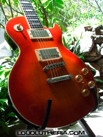 Les paul standard replica